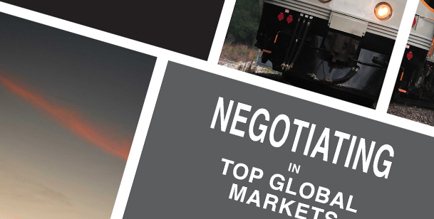 Negotiating in Global Markets Manual
